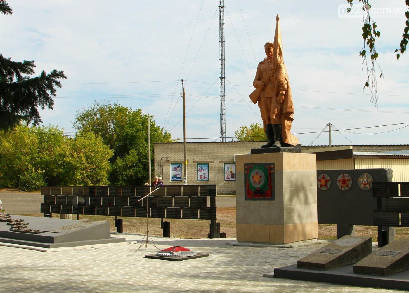Как прошла 75-я годовщина освобождения Донбасса в регионе: фото, фото-13