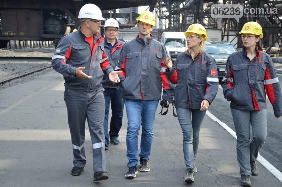 Специалисты по кибербезопасности посетили город и Авдеевский коксохим(ФОТО), фото-2