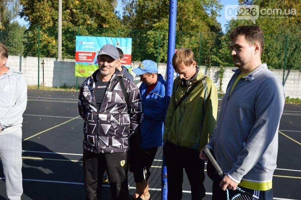 В Авдеевке стартовал турнир по большому теннису на Кубок генерального директора АКХЗ Мусы Магомедова (ФОТОРЕПОРТАЖ), фото-2