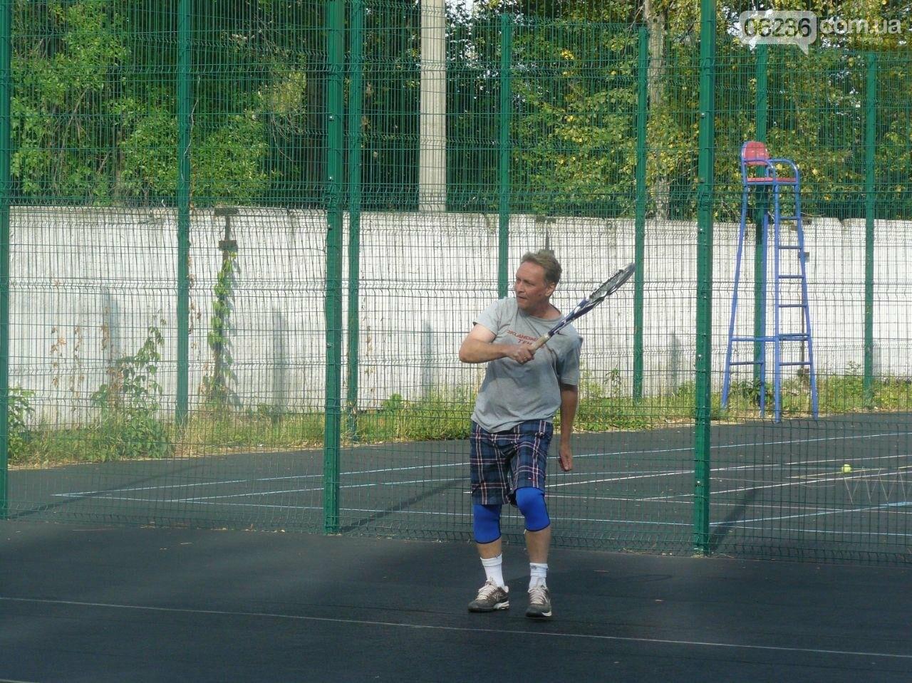 На теннисном турнире в Авдеевке разгорелись нешуточные страсти (ФОТО/ВИДЕО) , фото-1