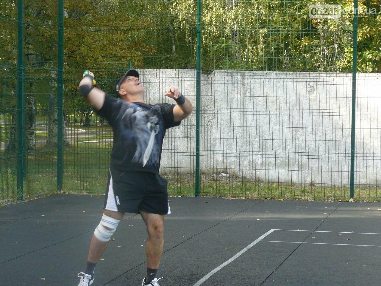 На теннисном турнире в Авдеевке разгорелись нешуточные страсти (ФОТО/ВИДЕО) , фото-2