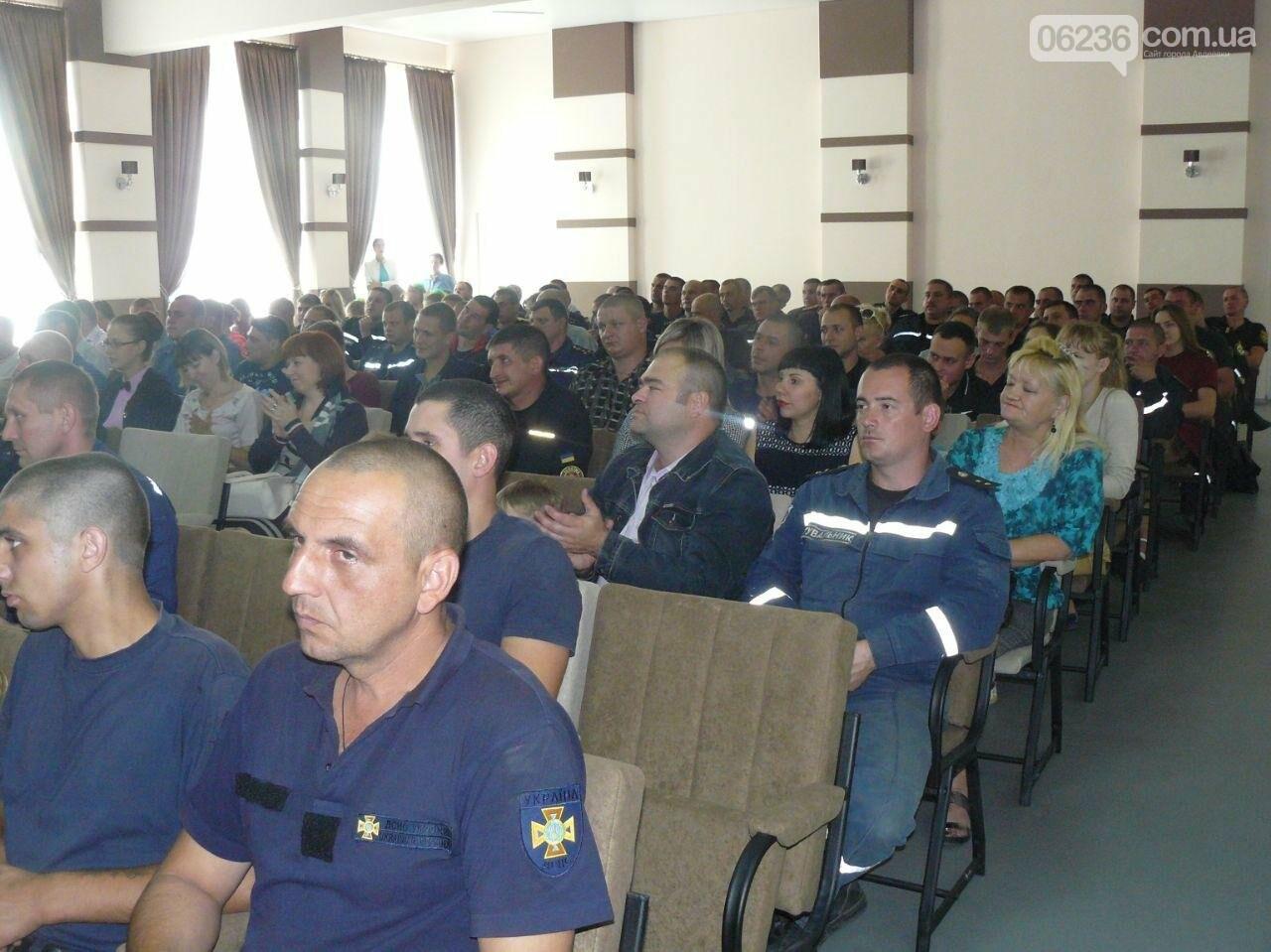 В Авдеевке отметили День спасателя (ФОТО), фото-7