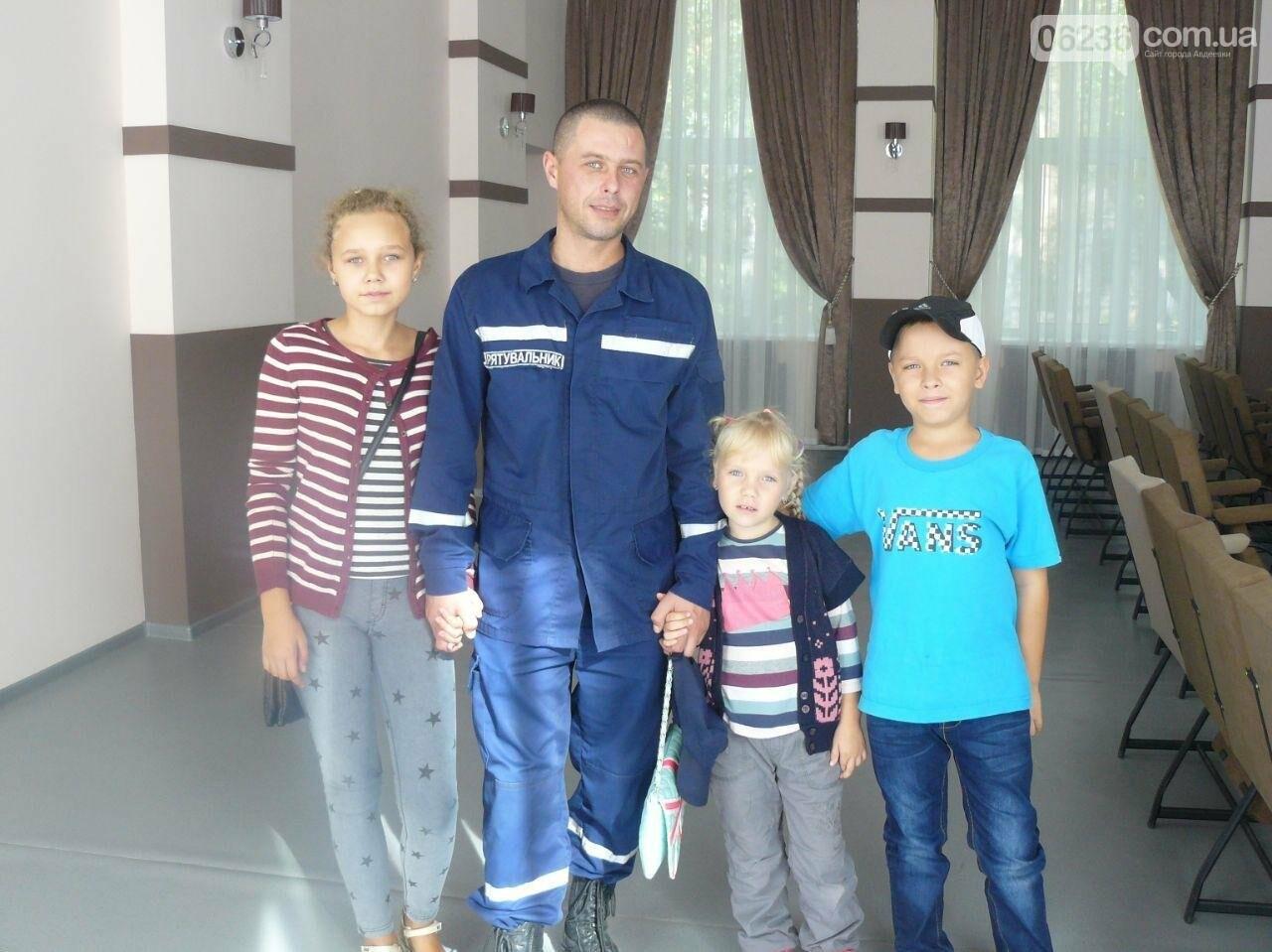 В Авдеевке отметили День спасателя (ФОТО), фото-8