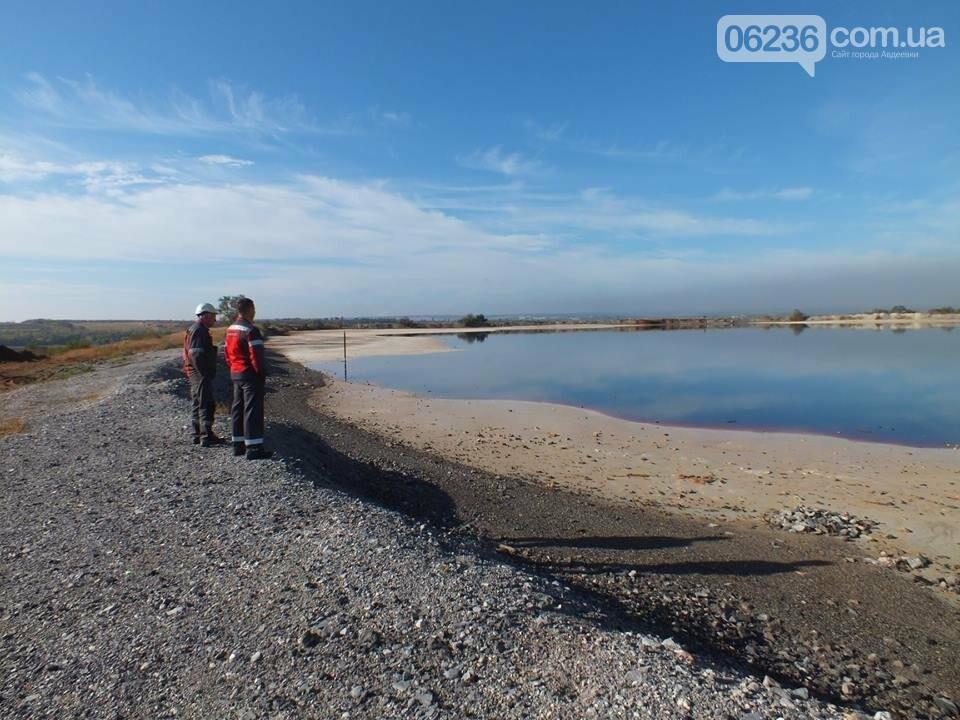 Вблизи Авдеевки залатали четыре прорыва Южно-Донбасского водовода (ФОТО), фото-3