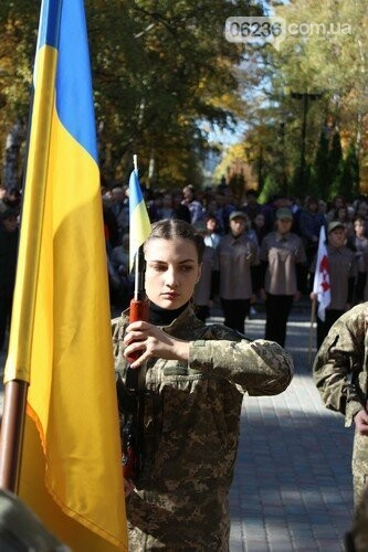 В Авдеевке поздравили защитников Украины (ФОТО), фото-4
