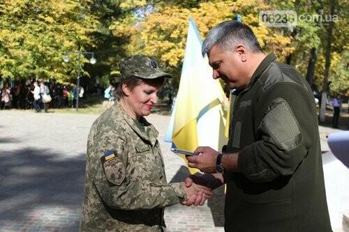 В Авдеевке поздравили защитников Украины (ФОТО), фото-5