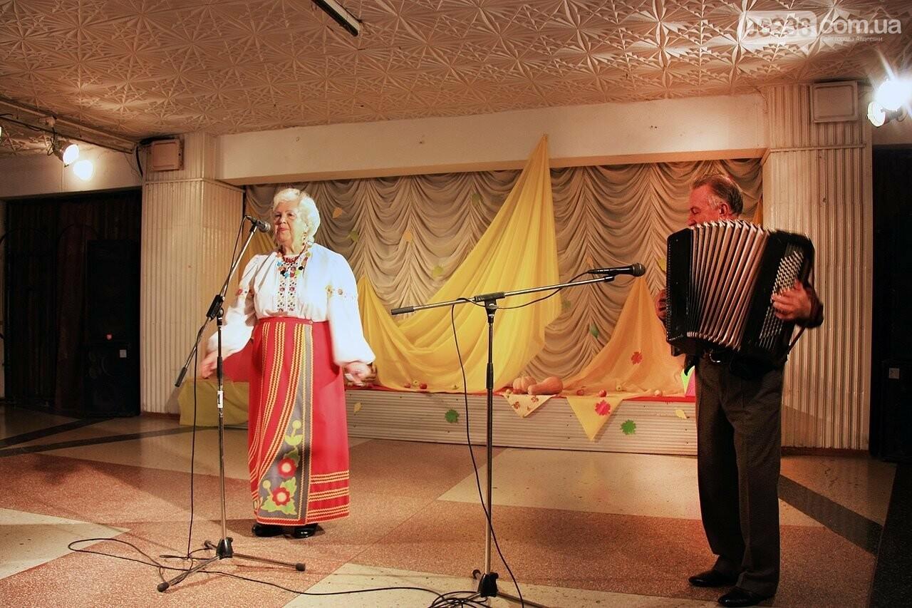 Авдеевские пенсионеры собрались на осенние посиделки (ФОТОФАКТ), фото-4