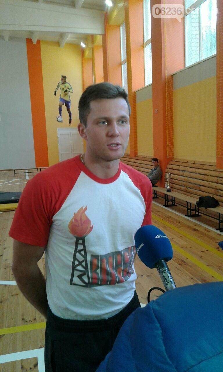 Именитые спортсмены-скалолазы провели мастер-класс для авдеевской детворы (ФОТОРЕПОРТАЖ), фото-9