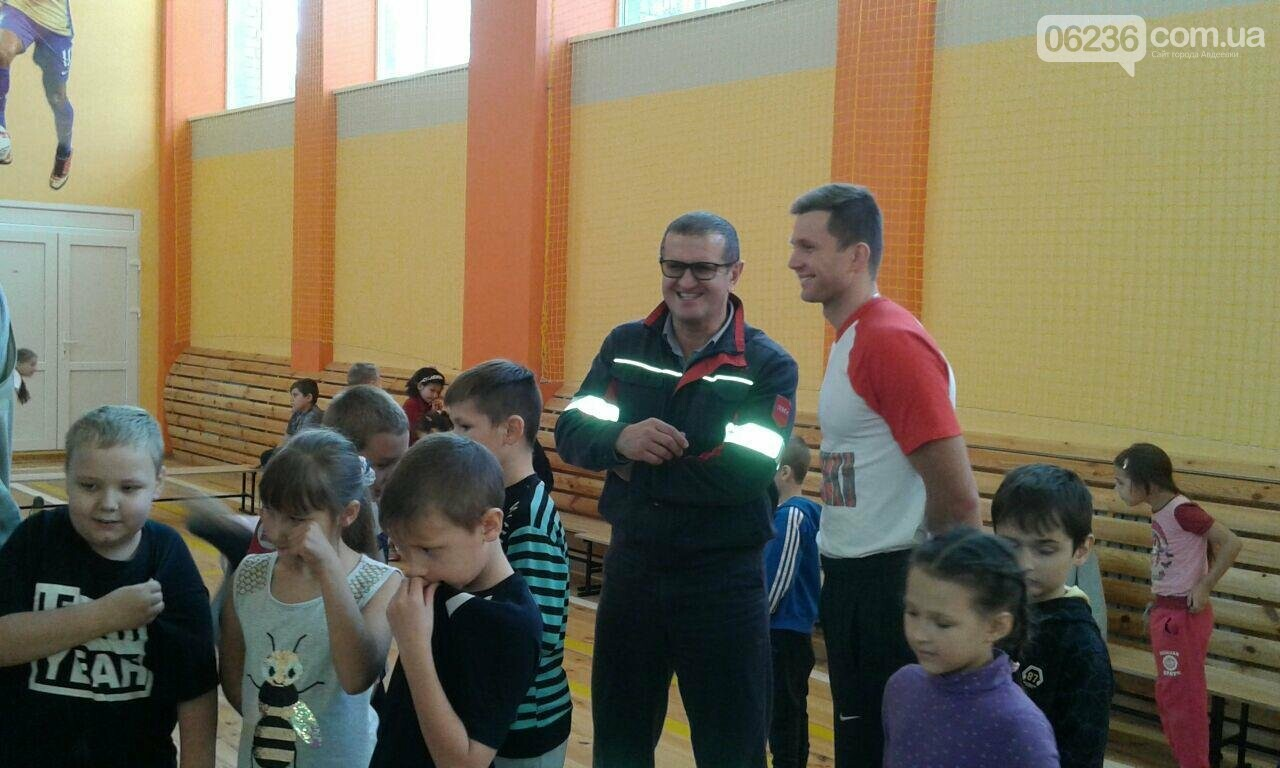 Именитые спортсмены-скалолазы провели мастер-класс для авдеевской детворы (ФОТОРЕПОРТАЖ), фото-8