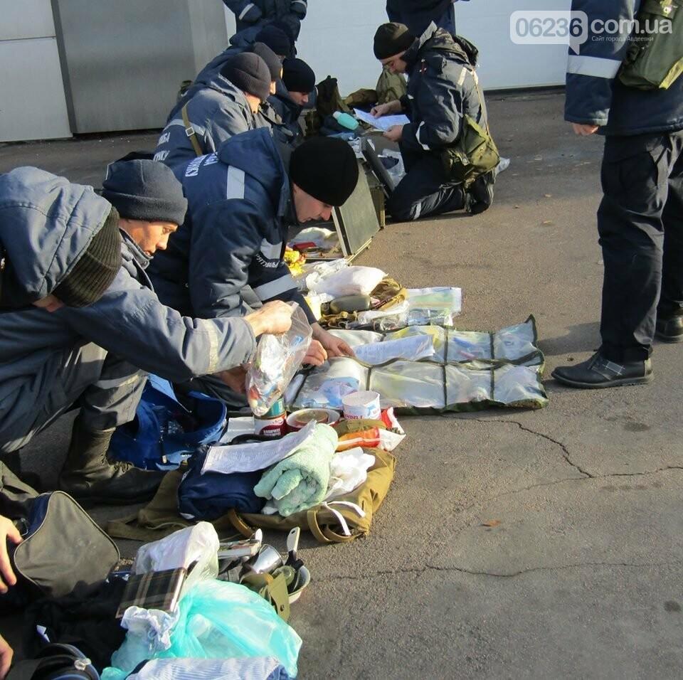 Авдеевских спасателей подняли по тревоге (ФОТО), фото-3