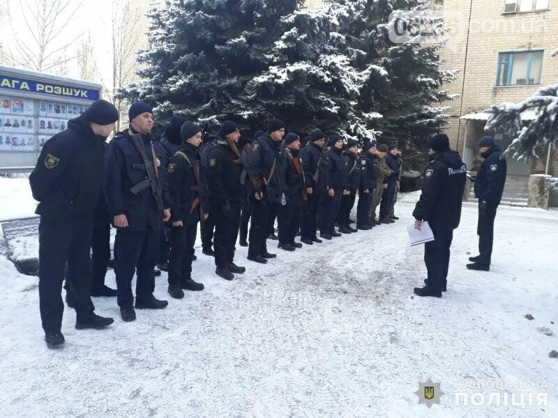 Авдеевскую полицию подняли по тревоге (ФОТОФАКТ), фото-2