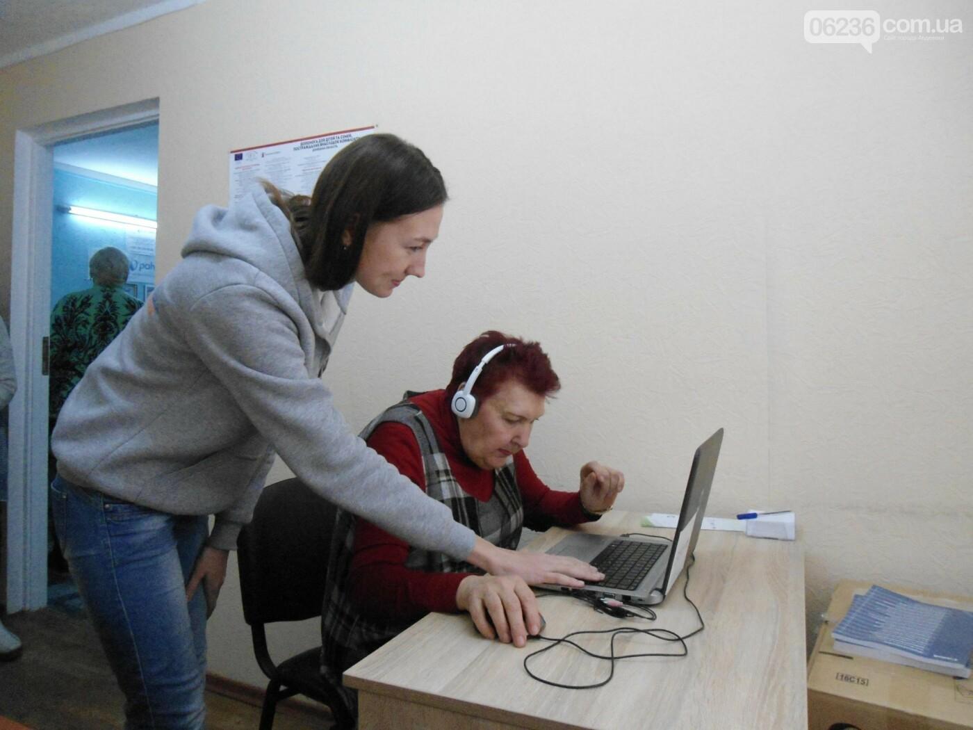 Пожилых адвеевцев обучают компьютерной грамоте (ФОТО), фото-3