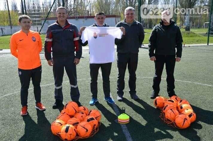 «Давай, играй!»: детский футбол в Авдеевке переходит на новый уровень (ФОТОРЕПОРТАЖ), фото-3