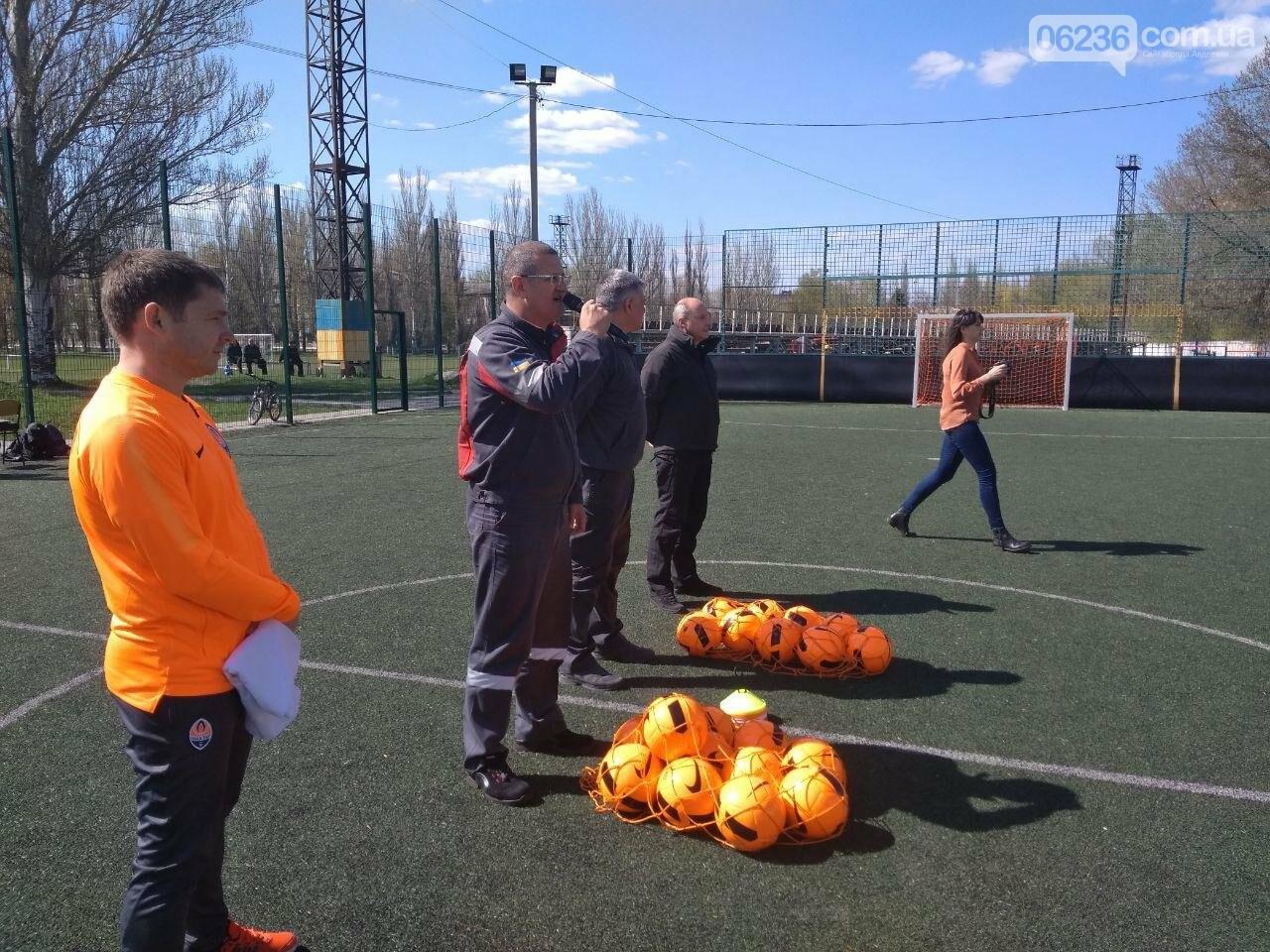 «Давай, играй!»: детский футбол в Авдеевке переходит на новый уровень (ФОТОРЕПОРТАЖ), фото-2