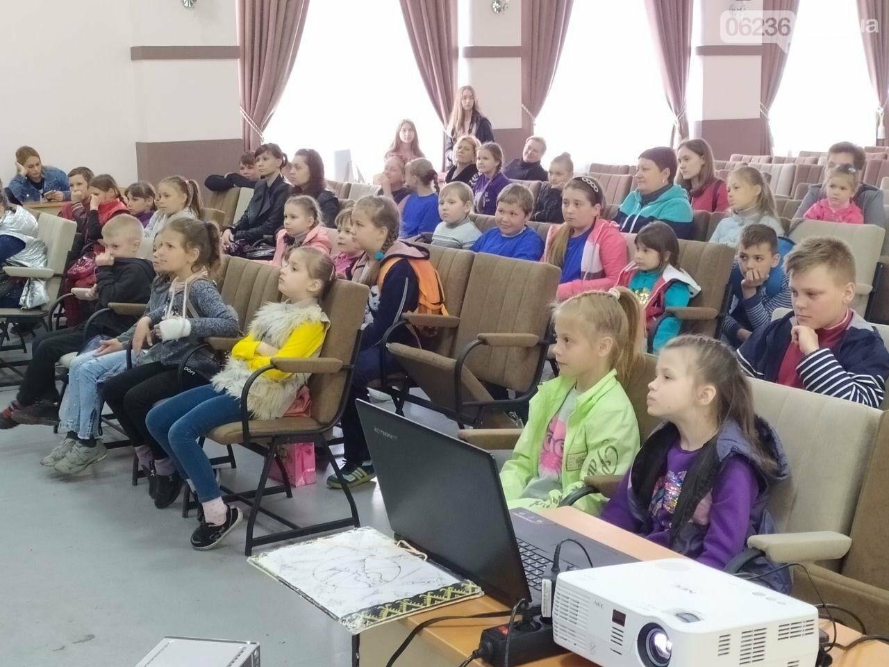 Авдеевка ФМ: детские писатели Сашко Дерманский и Лана Ра встретились с авдеевскими читателями (ФОТО), фото-2