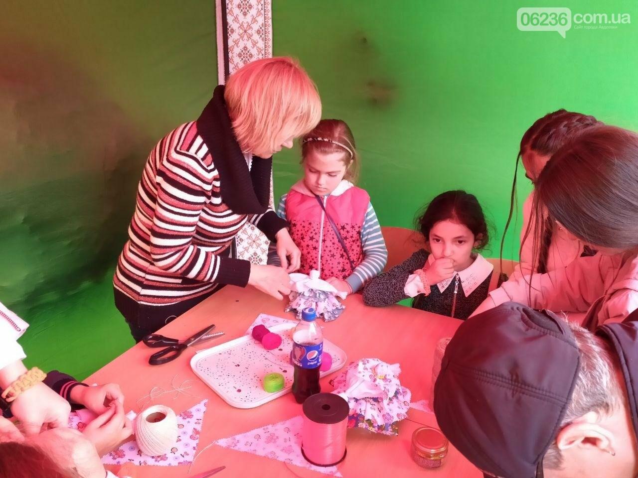 ФОТОРЕПОРТАЖ. Яркие моменты фестиваля искусств в Авдеевке, фото-23