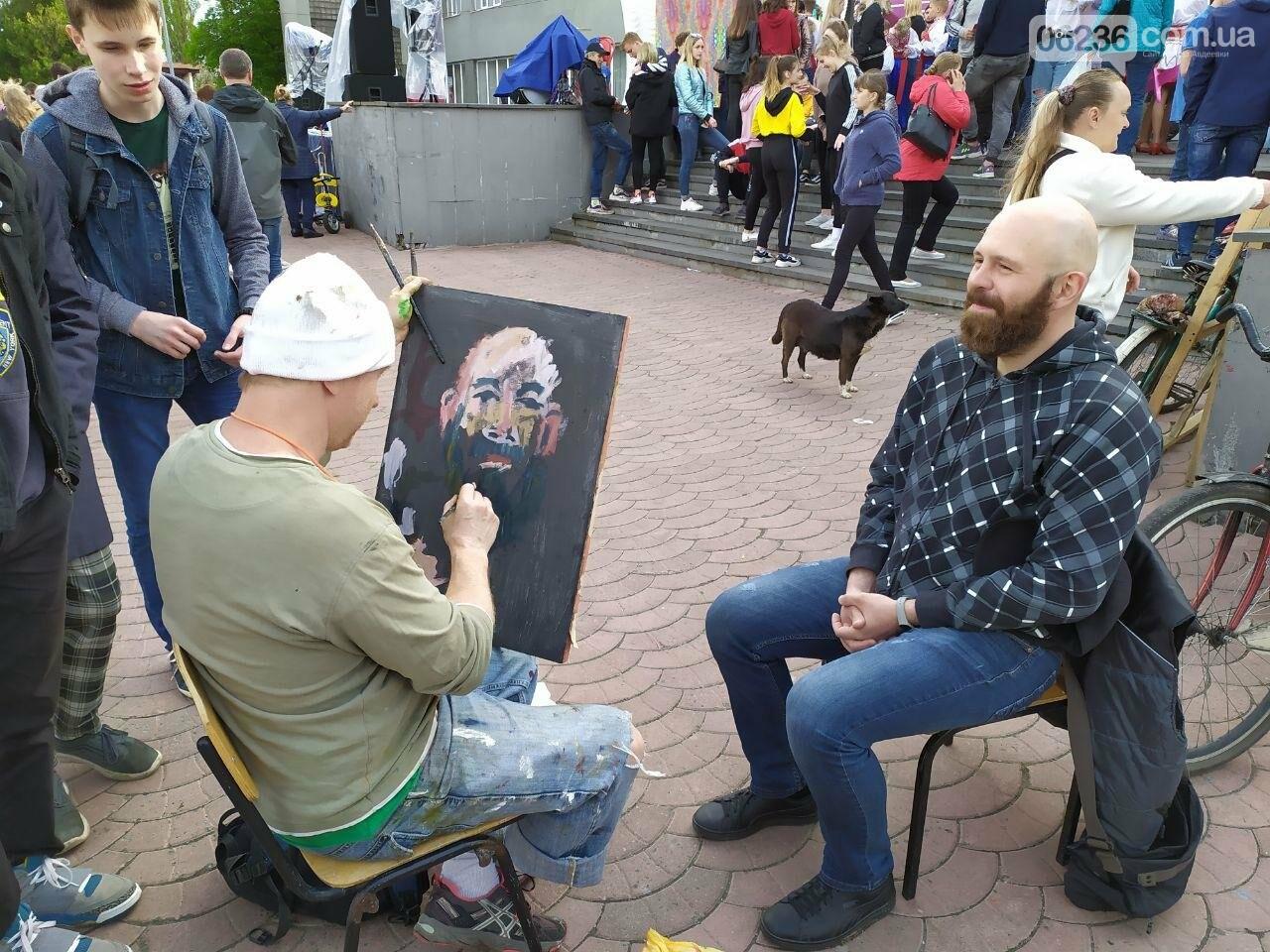 ФОТОРЕПОРТАЖ. Яркие моменты фестиваля искусств в Авдеевке, фото-24