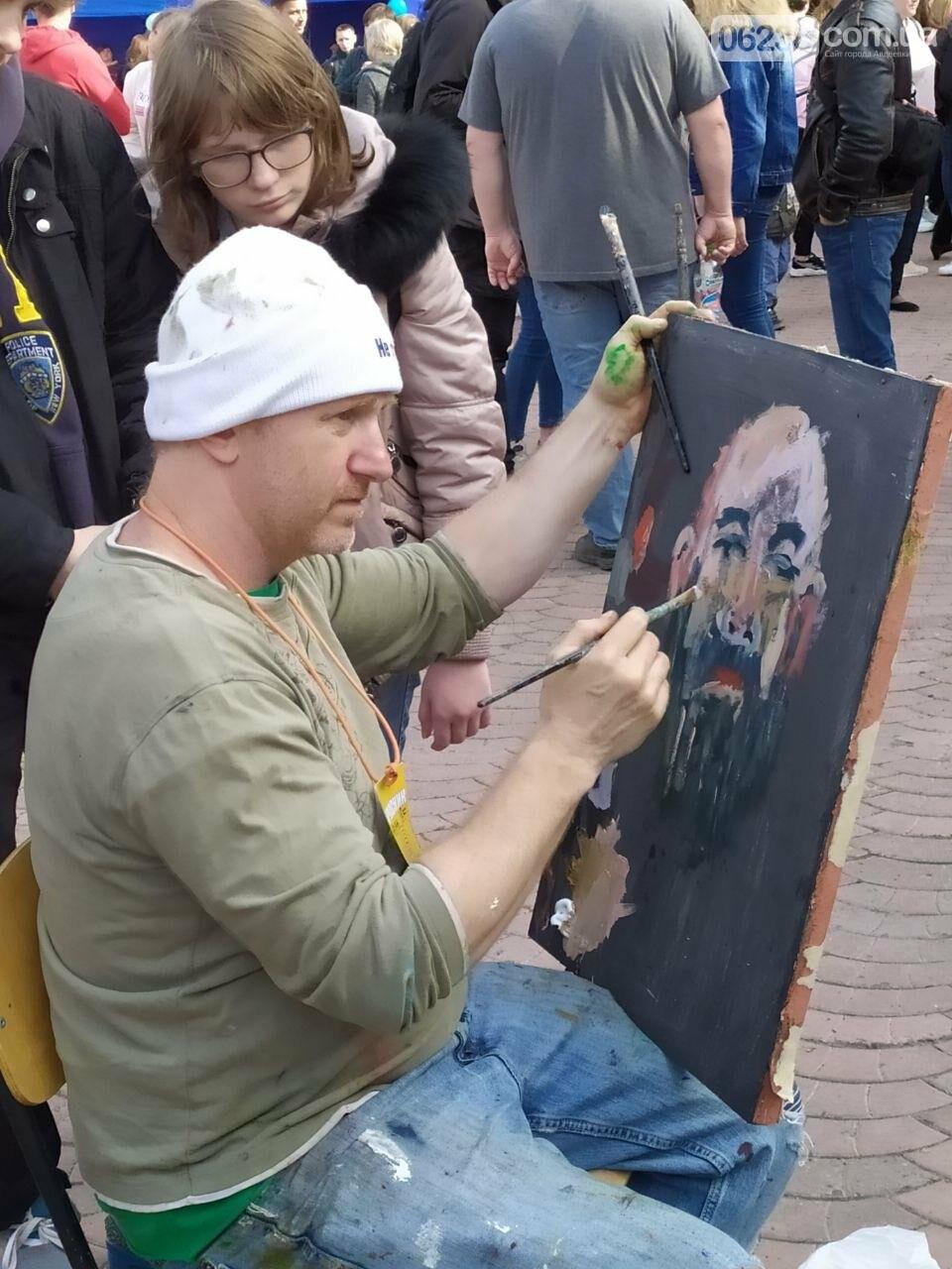 ФОТОРЕПОРТАЖ. Яркие моменты фестиваля искусств в Авдеевке, фото-26