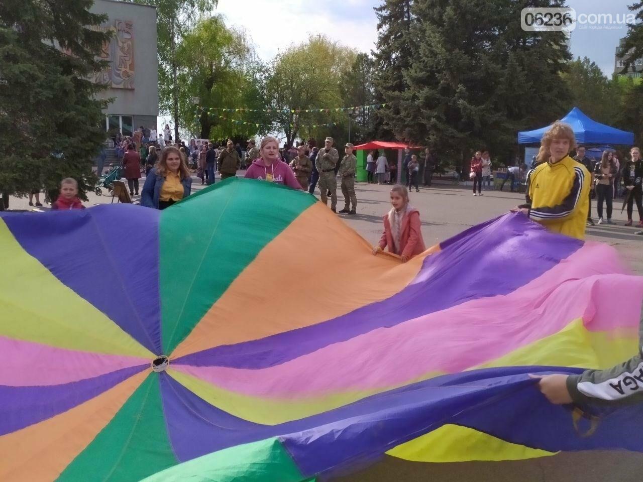 ФОТОРЕПОРТАЖ. Яркие моменты фестиваля искусств в Авдеевке, фото-28