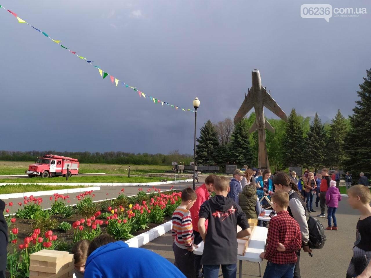 ФОТОРЕПОРТАЖ. Яркие моменты фестиваля искусств в Авдеевке, фото-30
