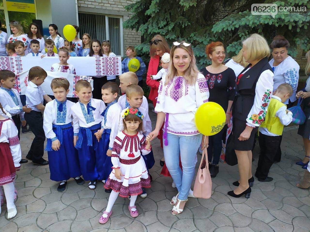 Авдіївка вбралася у вишиванки (ФОТОЗВІТ), фото-4