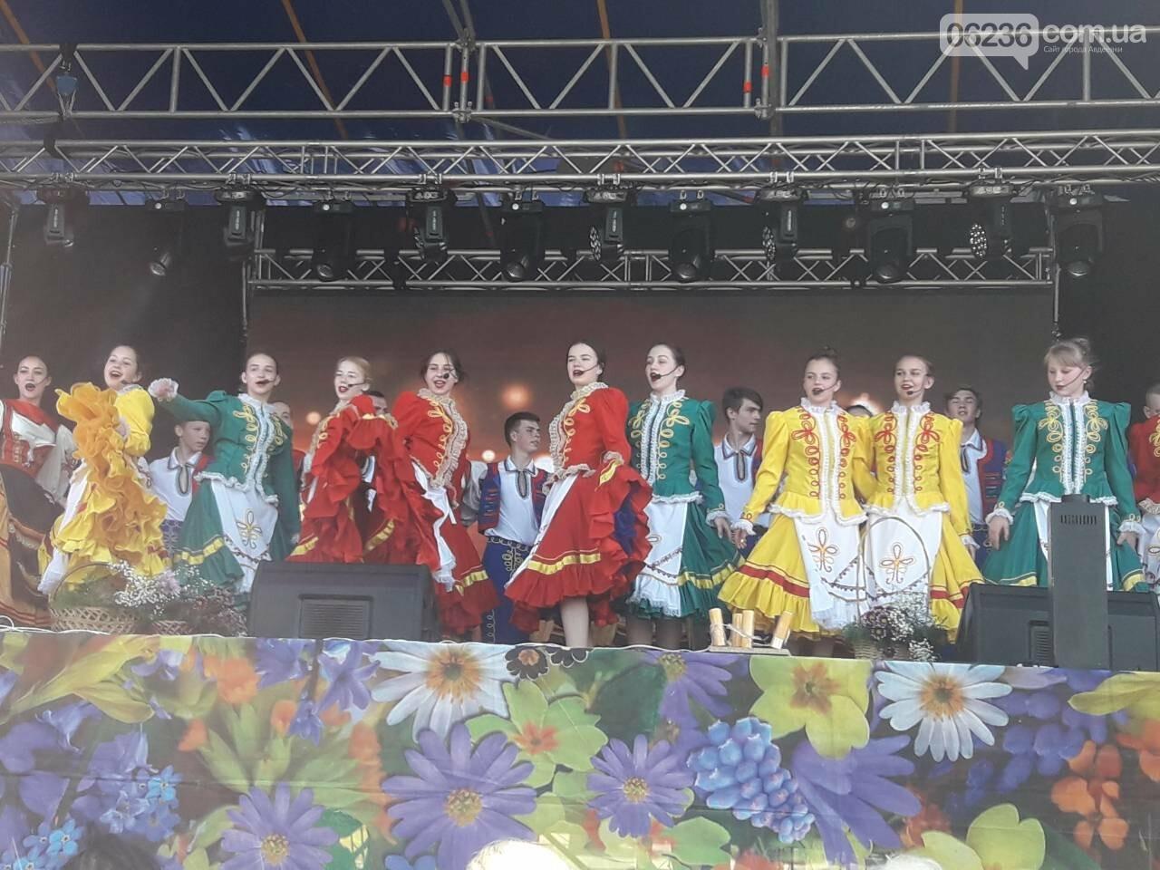 Авдеевка блистала на фестивале ко Дню Европы в Бахмуте (ФОТО/ВИДЕО)   , фото-2