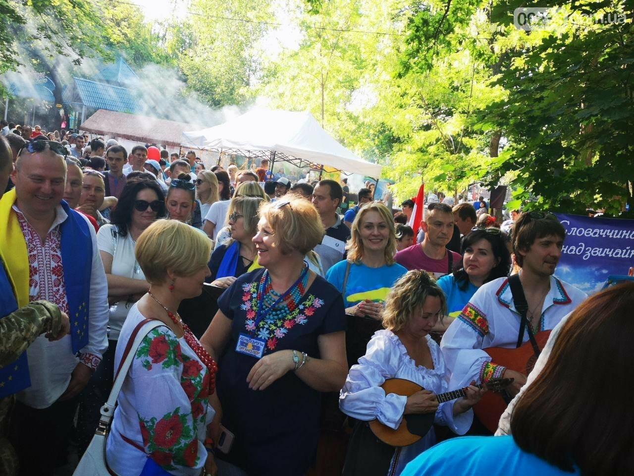 Авдеевка блистала на фестивале ко Дню Европы в Бахмуте (ФОТО/ВИДЕО)   , фото-6