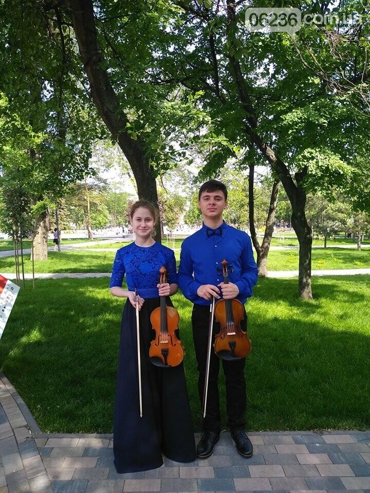 Авдеевские скрипачи одержали победу в престижном конкурсе, фото-3