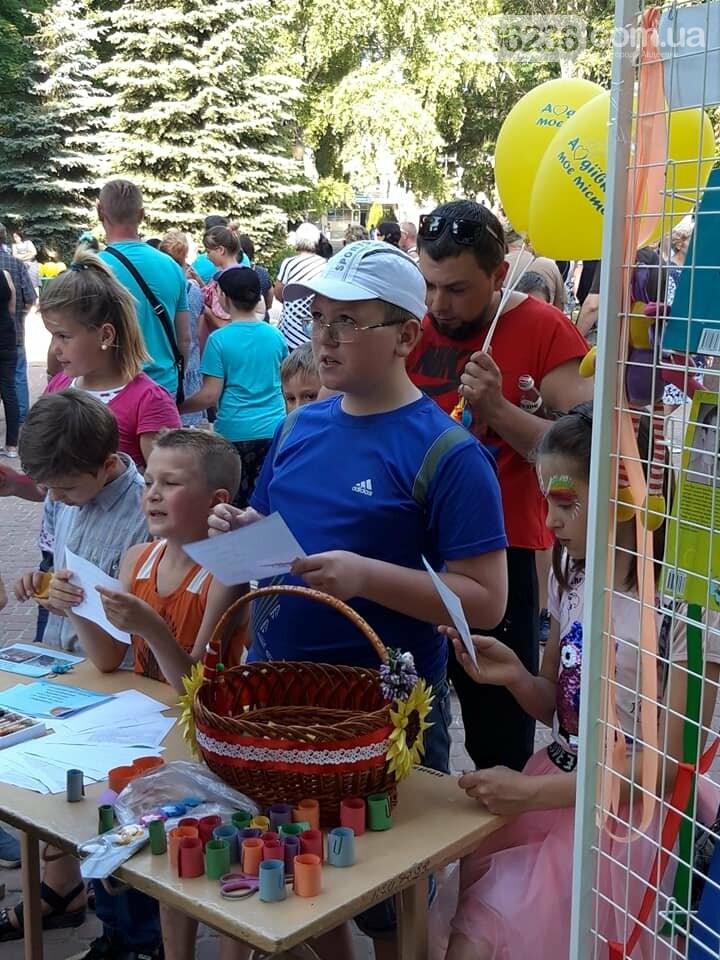 В Авдеевке ярко отметили День защиты детей (ФОТО), фото-3