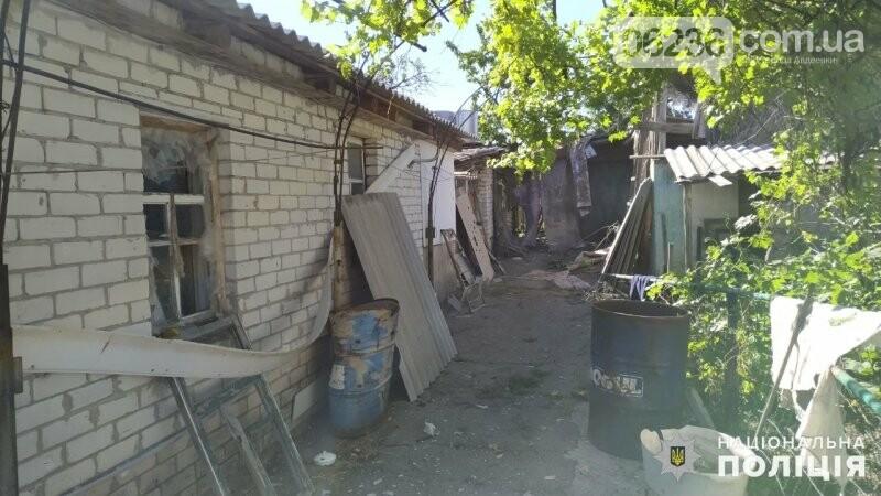 Сегодня утром Авдеевка пострадала от обстрела боевиков: повреждены 4 дома (ФОТО), фото-4