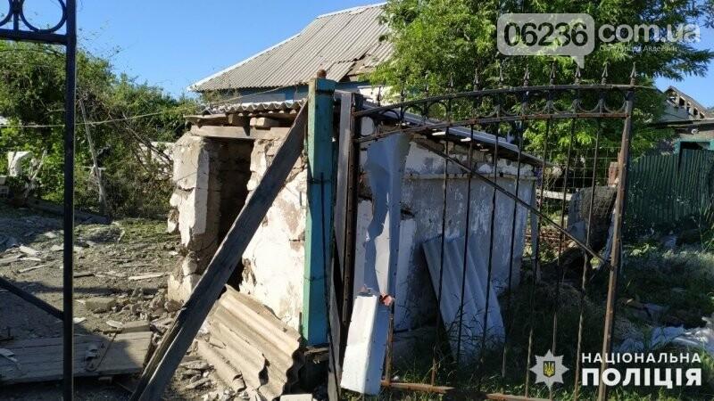 Сегодня утром Авдеевка пострадала от обстрела боевиков: повреждены 4 дома (ФОТО), фото-5