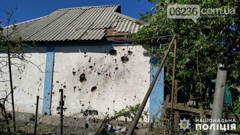 Сегодня утром Авдеевка пострадала от обстрела боевиков: повреждены 4 дома (ФОТО), фото-1