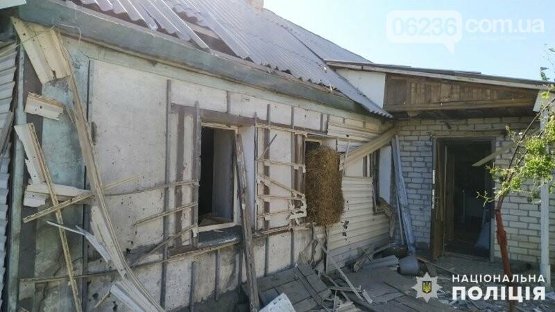 Сегодня утром Авдеевка пострадала от обстрела боевиков: повреждены 4 дома (ФОТО), фото-2