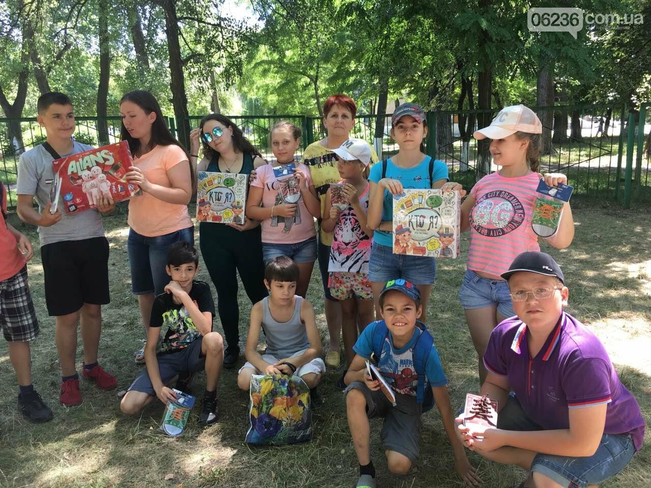 Для авдеевской детворы провели познавательный квест «Я и Конституция» (ФОТО), фото-5