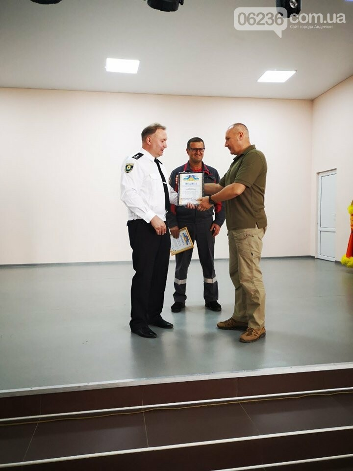 Авдеевские полицейские отмечают профессиональный праздник (ФОТО), фото-4