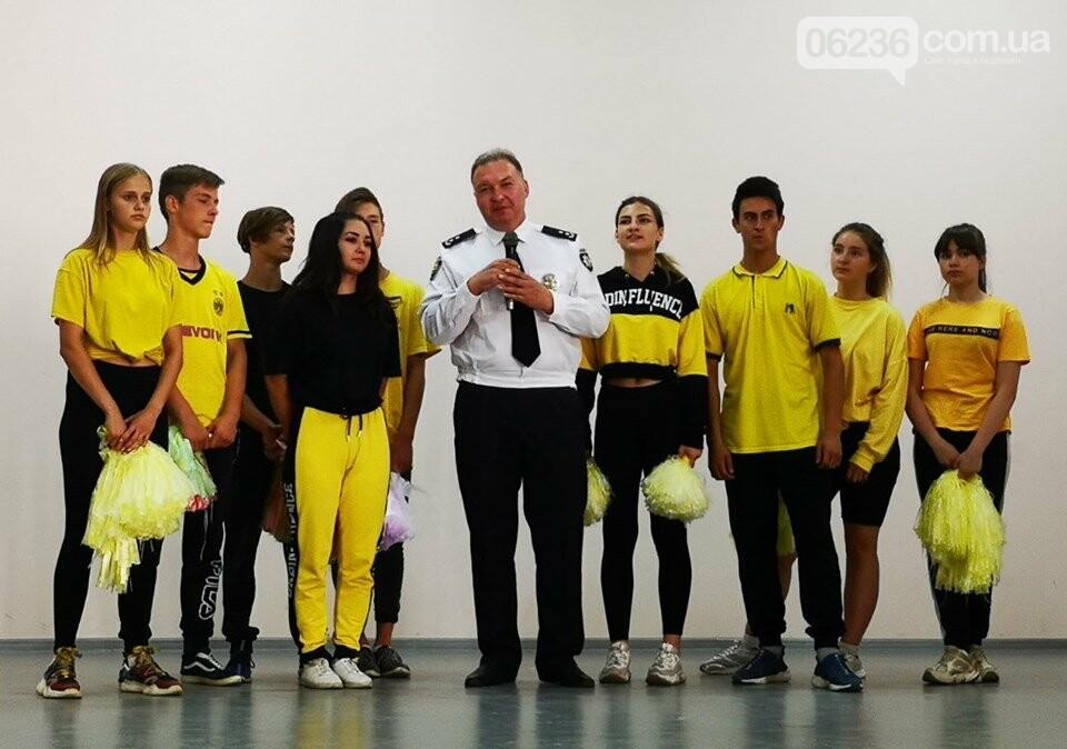 Авдеевские полицейские отмечают профессиональный праздник (ФОТО), фото-1