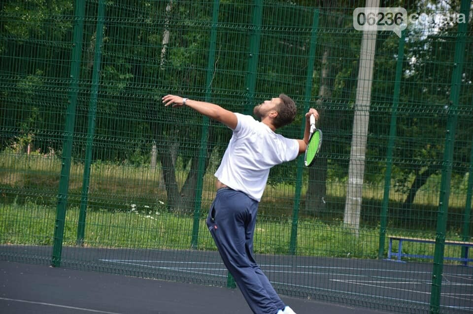 Турнир №1: в Авдеевке теннисисты сражаются за Кубок гендиректора АКХЗ Мусы Магомедова (ФОТО), фото-5