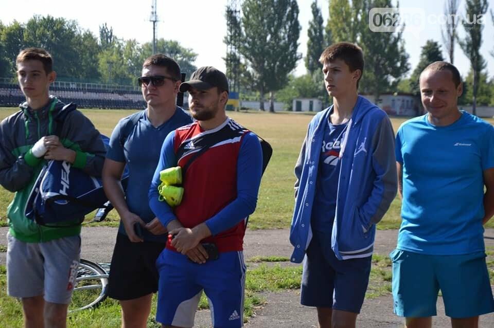 Турнир №1: в Авдеевке теннисисты сражаются за Кубок гендиректора АКХЗ Мусы Магомедова (ФОТО), фото-7