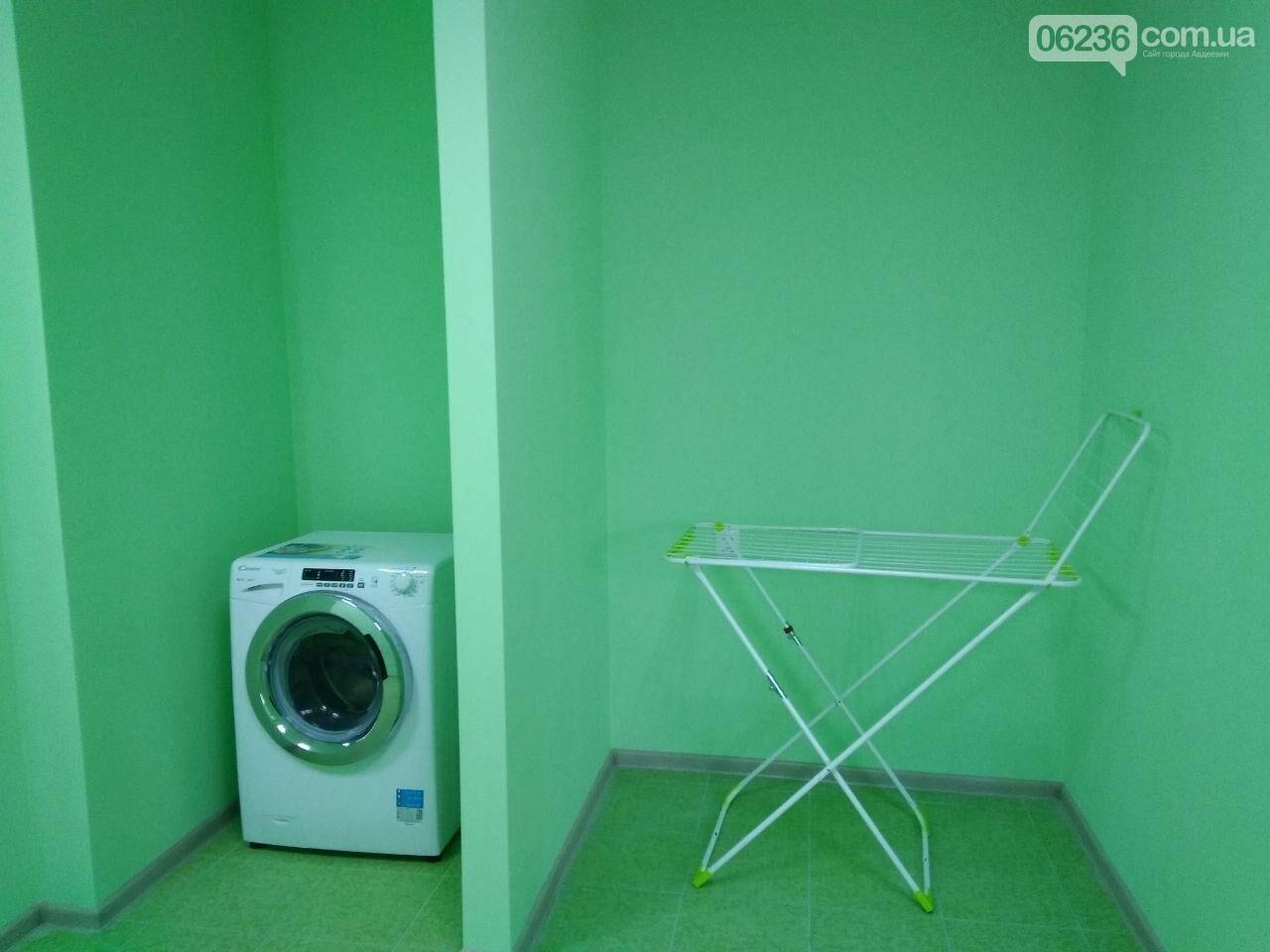 «Преобразим Авдеевку вместе!»: в центре реабилитации «Искорка» появилась современная санитарная комната (ФОТОФАКТ), фото-2