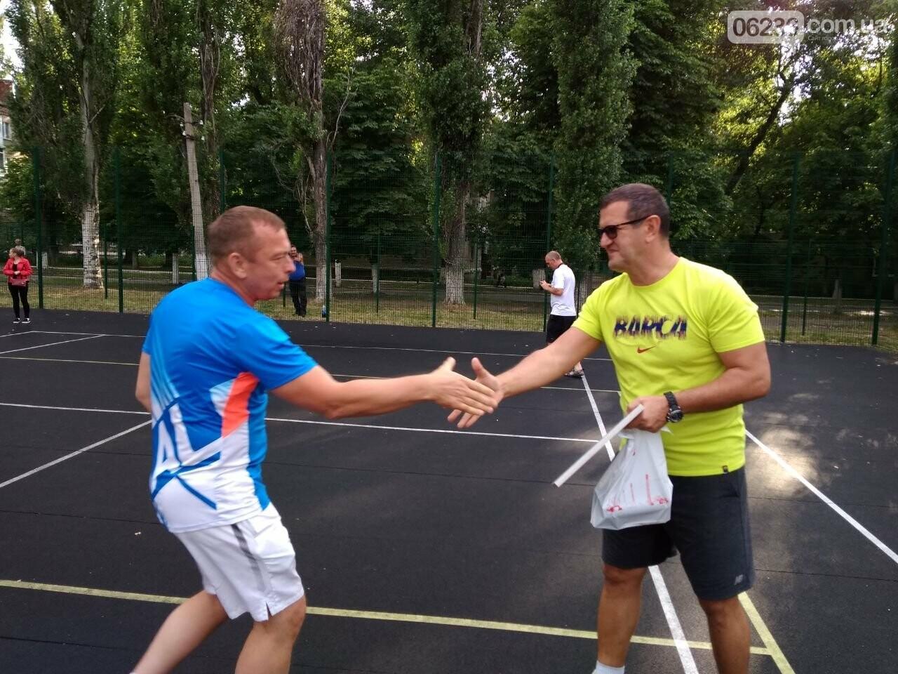 В Авдеевке подвели итоги турнира по большому теннису на Кубок гендиректора АКХЗ Мусы Магомедова (ФОТО), фото-2