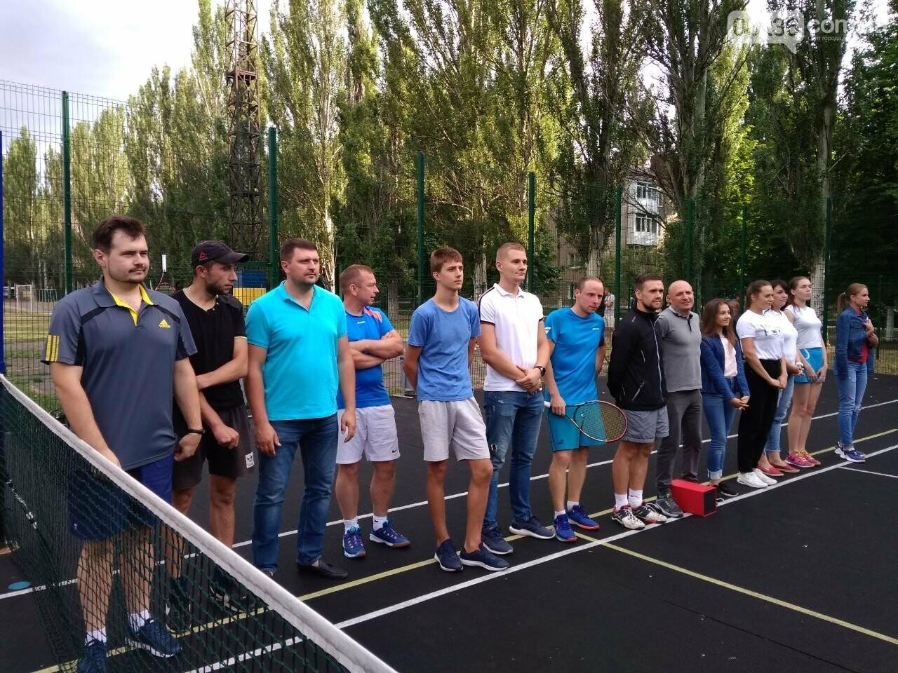 В Авдеевке подвели итоги турнира по большому теннису на Кубок гендиректора АКХЗ Мусы Магомедова (ФОТО), фото-8
