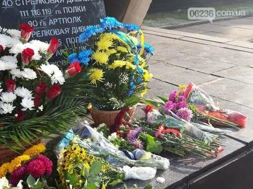 В Авдеевке состоялся митинг ко Дню освобождения Донбасса , фото-4