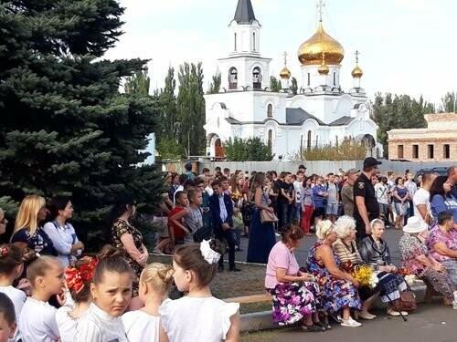 В Авдеевке состоялся митинг ко Дню освобождения Донбасса , фото-2