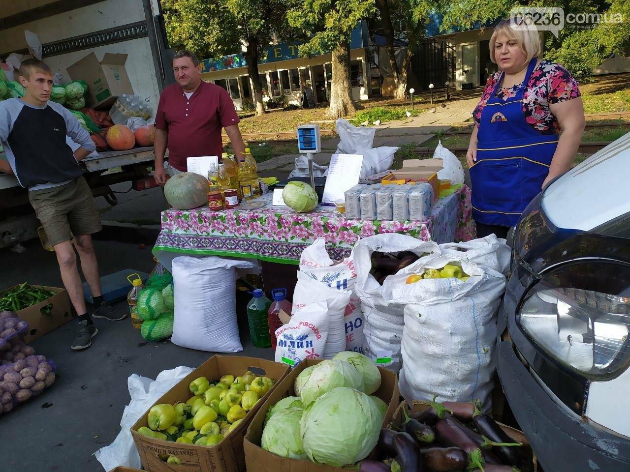 В Авдеевке провели ежегодную осеннюю ярмарку  ко Дню города (ФОТОФАКТ), фото-1