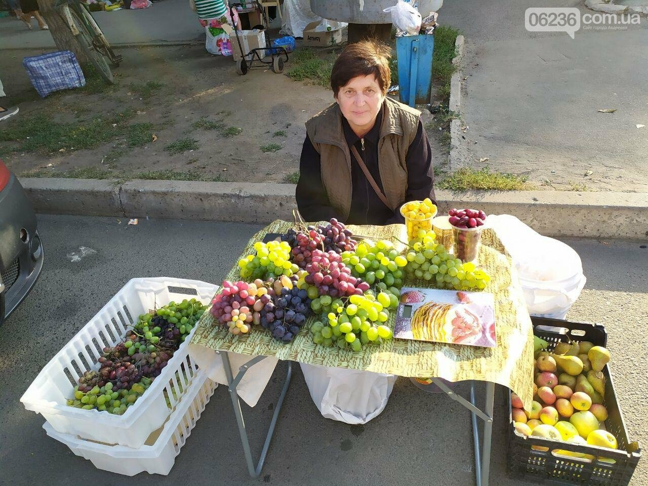В Авдеевке провели ежегодную осеннюю ярмарку  ко Дню города (ФОТОФАКТ), фото-5