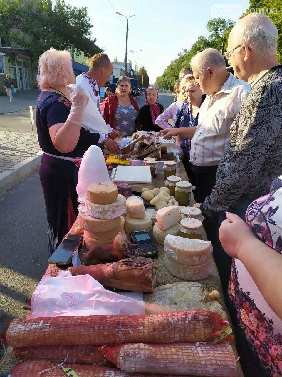 В Авдеевке провели ежегодную осеннюю ярмарку  ко Дню города (ФОТОФАКТ), фото-6