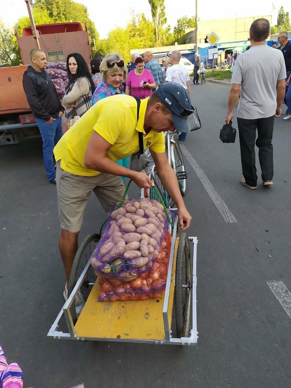 В Авдеевке провели ежегодную осеннюю ярмарку  ко Дню города (ФОТОФАКТ), фото-18
