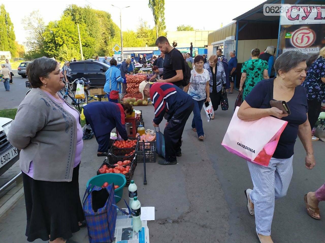 В Авдеевке провели ежегодную осеннюю ярмарку  ко Дню города (ФОТОФАКТ), фото-23
