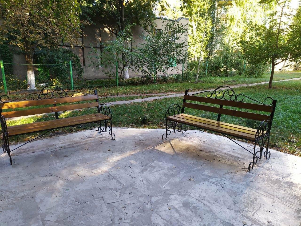 При поддержке АКХЗ авдеевцы благоустраивают свои дворы (ВИДЕО/ФОТО), фото-3