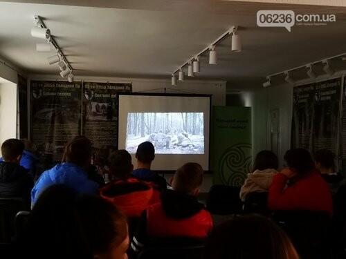 Авдеевских школьников ознакомили с работой польских и украинских партизанов (ФОТО), фото-1